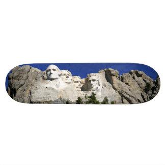 Skateboard 21,6 Cm Planche à roulettes du mont Rushmore
