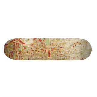 Skateboard 21,6 Cm Yonkers New York