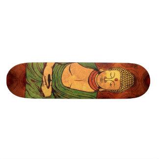 Skateboard Bouddha