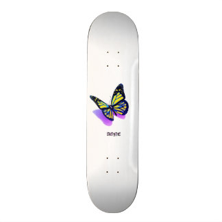 Skateboard Customisable Panneau de papillon d'AONE