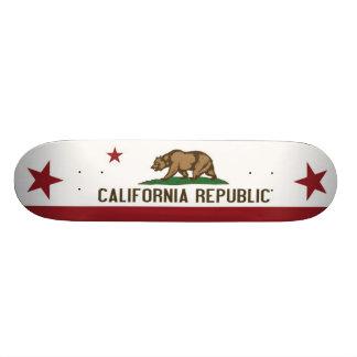 Skateboard Customisable Planche à roulettes de République de la Californie