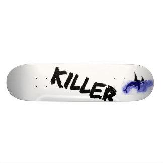 Skateboard Customisable Plate-forme de planche à roulettes d'épaulard