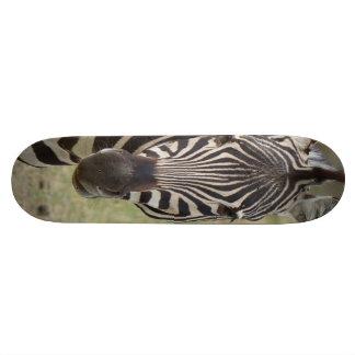 Skateboard Customisable zèbre