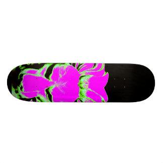 Skateboard Lionhead pourpre