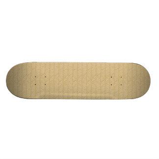 Skateboard Old School 18,1 Cm Bambou traditionnel