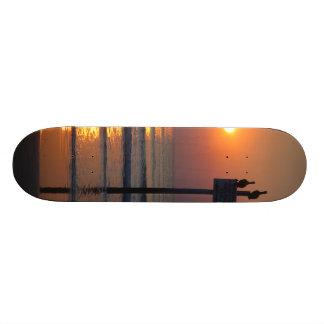 Skateboard Old School 18,1 Cm Planche à roulettes de Daytona Beach FL d'océan de