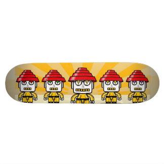 Skateboard Old School 18,1 Cm Planche à roulettes de DevoBots