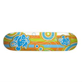 Skateboard Old School 21,6 Cm Planche à roulettes de GOFISH