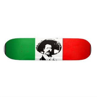 Skateboard Planche à roulettes de poncho