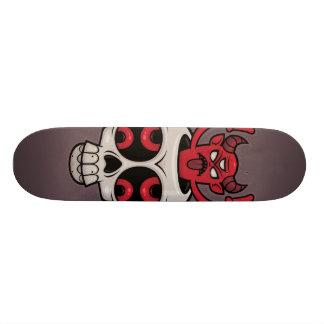 Skateboard Possédé