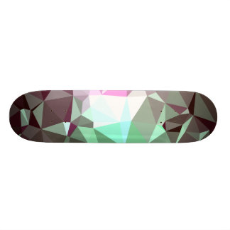 Skateboard Résumé et conception colorée de motif - manoir de