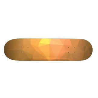 Skateboard Résumé et conception colorée de motif - Pocahontas
