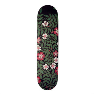 Skateboards Customisés Conception florale de J. Owen, 1863