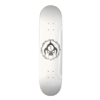 Skateboards Customisés Planche à roulettes de sept péchés mortels