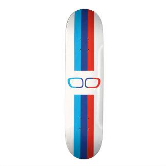 Skateboards Cutomisables Les rayures et les reins de BMW M éventent l'art,