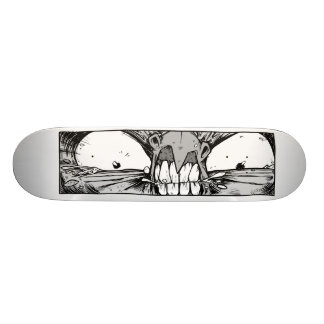 Skateboards Cutomisables Planche à roulettes fâchée d'oiseau