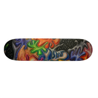 Skateboards Cutomisables Souvenirs affectueux