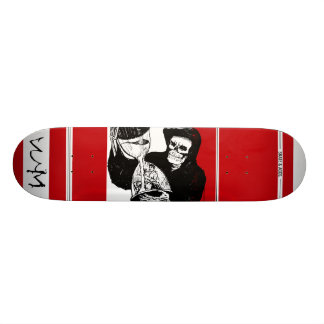 Skateboards Cutomisables W.M. Plate-forme de planche à roulettes - édition