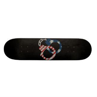 """Skateboards """"Gifle"""" la plate-forme de planche à roulettes"""