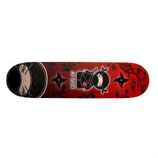 Skateboards Personnalisables Aucun amour ! Planche à roulettes