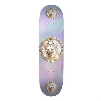 Skateboards Personnalisables Fox brillant de désert