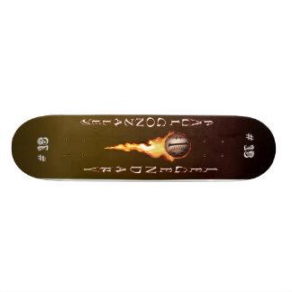Skateboards Personnalisables Planche à roulettes légendaire de Gonzalez