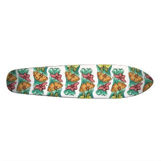 Skateboards Personnalisés Trio de papillon