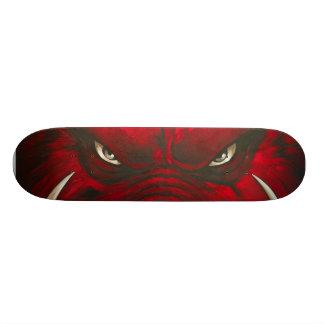 Skateboards Planche à roulettes folle de porc