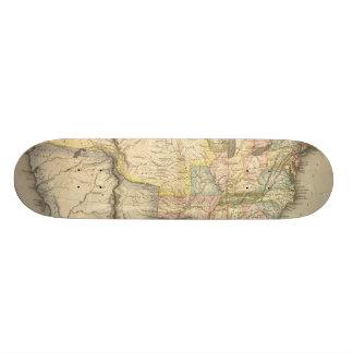 Skateoard Personnalisé Les Etats-Unis 29