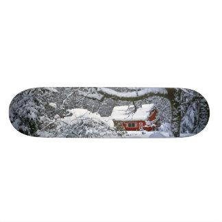 Skateoard Personnalisé Les Etats-Unis, Orégon, le comté de Clackamas.