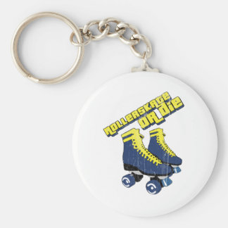 skateordie porte-clé rond