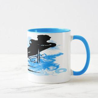 Ski d'eau mug