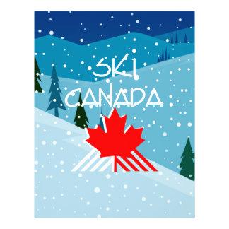Ski SUPÉRIEUR Canada Prospectus 21,6 Cm X 24,94 Cm