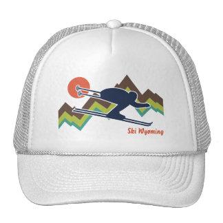 Ski Wyoming Casquettes