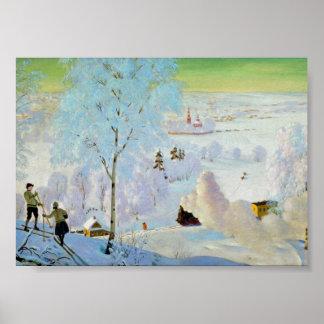 Skieurs 1919 posters