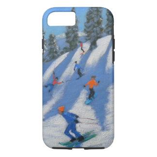 Skieurs Lofer 2010 Coque iPhone 8/7