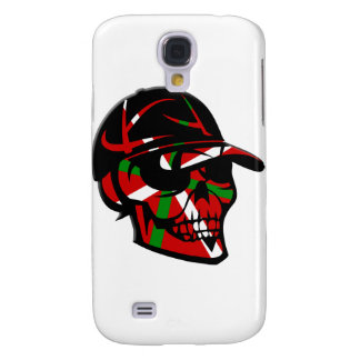 Skull surfeur Basque Coque Galaxy S4