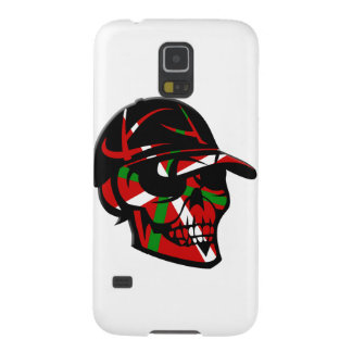 Skull surfeur Basque Coque Galaxy S5