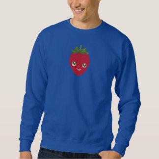 Skullberry, fraise douce qui a l'escroc allé sweatshirt