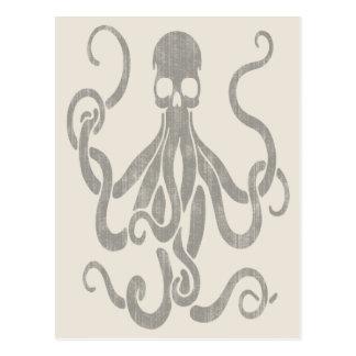 Skultopus Cartes Postales