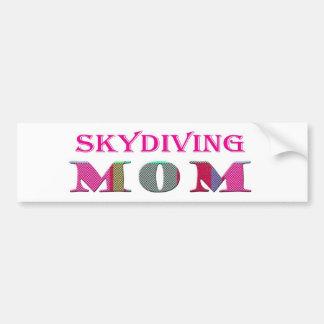 SkydivingMom Autocollant De Voiture