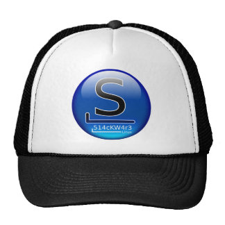 Slackware hacker casquette
