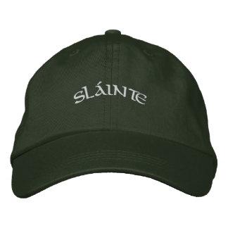 Sláinte - casquette casquette brodée