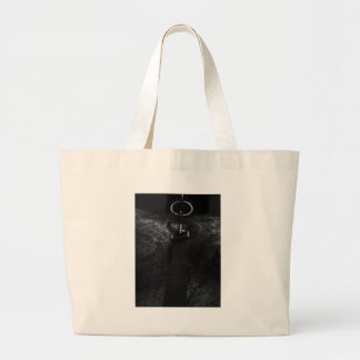 SLAVEWITHLEASH JUMBO TOTE BAG