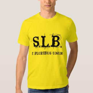 """""""SLB E Pluribus Unum """" T-shirt"""