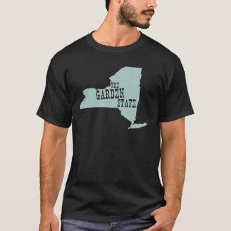 Slogan de devise de l'état de New-York T-shirt