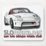 SLOmiata.net Mousepad Tapis De Souris