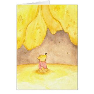 Smackeral de miel carte de vœux