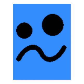 Smiley assortis colorés (voir la description) cartes postales