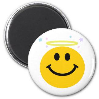 Smiley d ange aimants